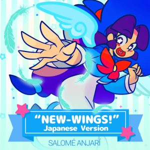 new wings japanese version magica opening magical girls