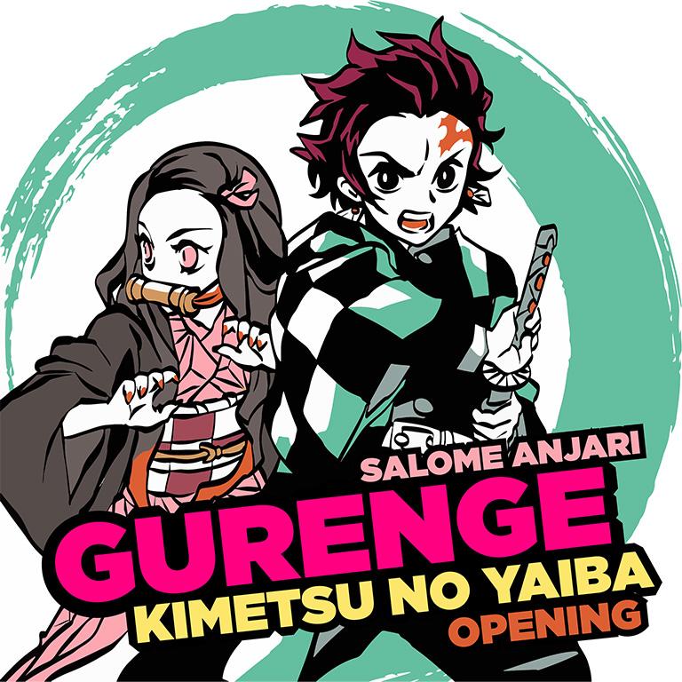 Gurenge Kimetsu No Yaiba Opening